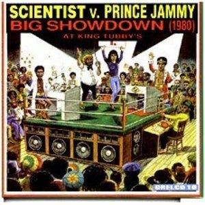 Scientist vs Prince Jammy-Big Showdown (1980) album cover