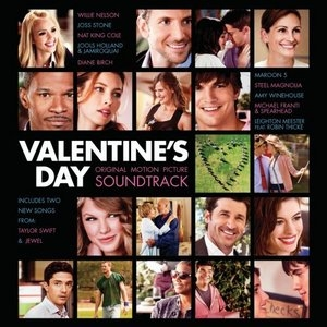 Valentine's Day (Original Motion Picture... album cover