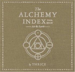 Alchemy Index, Vols. III+IV: Air & Earth album cover
