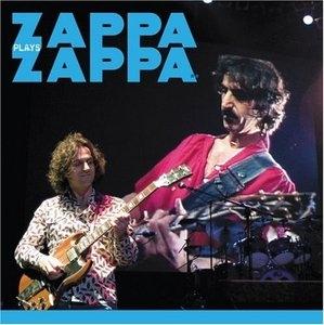 Zappa Plays Zappa album cover