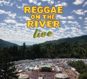 Reggae On The River Live album cover