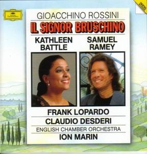 Rossini: Il Signor Bruschino album cover