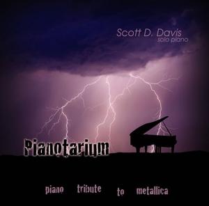 Pianotarium: Piano Tribute To Metallica album cover