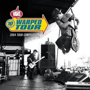 Vans Warped Tour: 2004 Compilation album cover