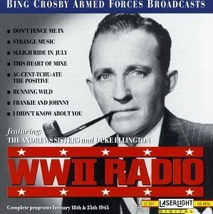 WWII Radio Broadcasts album cover