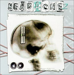 Headache 2 album cover