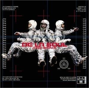 Art Official Intelligence-Bionix album cover