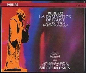 Berlioz: La Damnation De Faust album cover