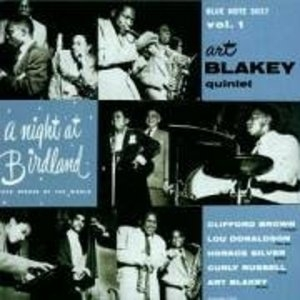 A Night At Birdland Vol.1 album cover
