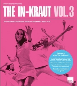 The In-Kraut, Vol. 3: Hip Shaking Grooves Made In Germany 1967-1974 album cover