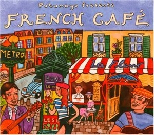 Putumayo Presents: French Café album cover