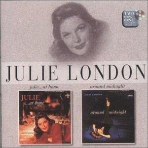 Julie...At Home~ Around Midnight album cover