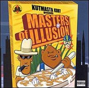 Masters Of Illusion album cover