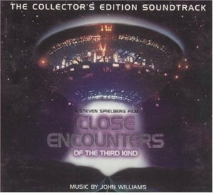 Close Encounters Of The Third Kind: The Collector's Edition Soundtrack album cover