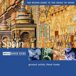 The Rough Guide To The Music Of Spain album cover