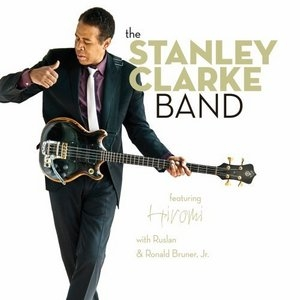 The Stanley Clarke Band album cover