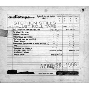 Just Roll Tape: April 26th, 1968 album cover