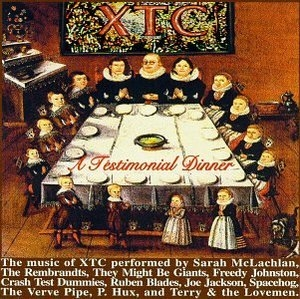 A Testimonial Dinner: The Songs Of XTC album cover