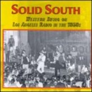 Western Swing On LA Radio In The 1950's album cover