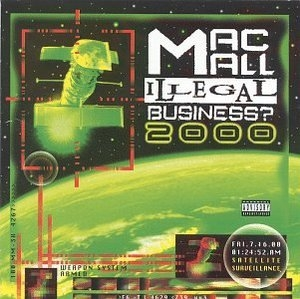 Illegal Business 2000 album cover