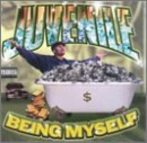 Being Myself album cover