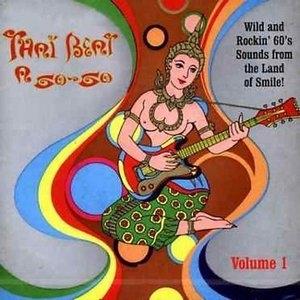 Thai Beat A Go-Go, Vol. 1 album cover