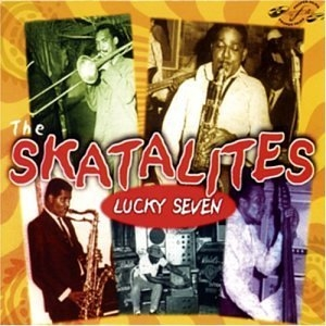 Lucky Seven album cover
