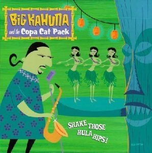 Shake Those Hula Hips album cover