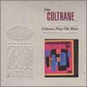 Coltrane Plays The Blues (Exp) album cover