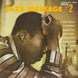 The Jazz Message Of Hank Mobley, Vol.2 album cover