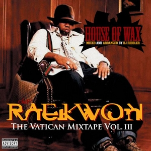 House Of Wax: The Vatican Mixtape Vol. 3 album cover