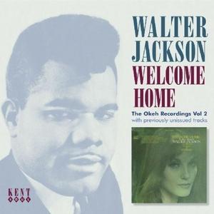 Welcome Home: The OKeh Recordings, Vol.2 album cover