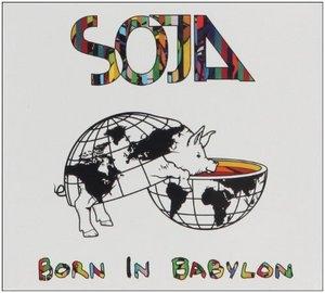 Born In Babylon album cover