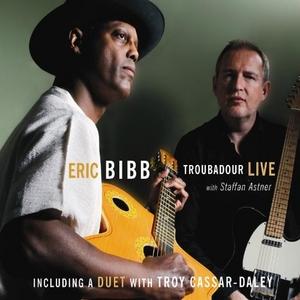 Troubadour Live album cover