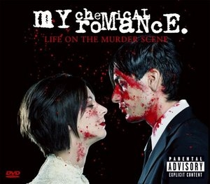 Life On The Murder Scene album cover