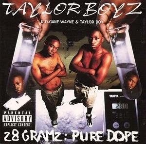 28 Gramz: Pure Dope album cover