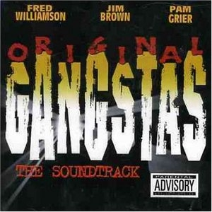 Original Gangstas Movie Soundtrack album cover