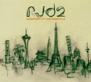 Magnificent Instrumentals album cover