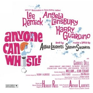 Anyone Can Whistle (1964 Original Broadway Cast) album cover