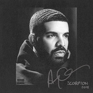 Scorpion album cover