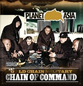 Chain Of Command album cover