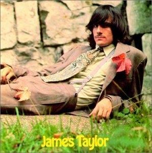 James Taylor album cover