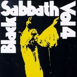 Black Sabbath Vol.4 album cover