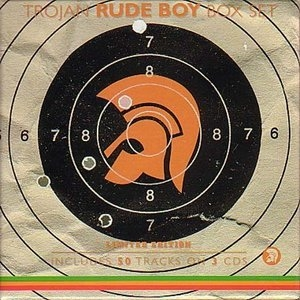 Trojan Rude Boy Box Set album cover