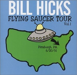 Flying Saucer Tour Vol.1 album cover