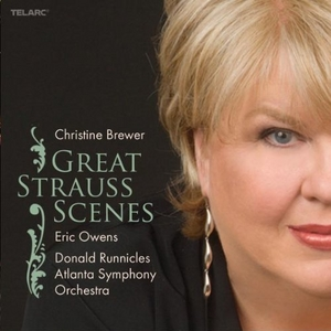 Great Strauss Scenes album cover