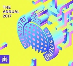 Ministry Of Sound: The Annual 2017 (Australia Version)  album cover