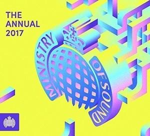 Ministry Of Sound: The Annual 2017 (Australia Version)  album cover