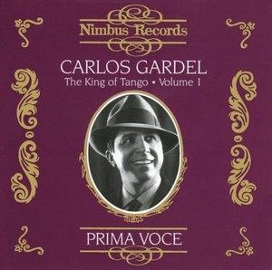 The King Of Tango Vol.1 album cover