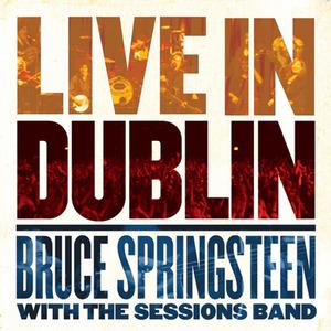 Live In Dublin album cover